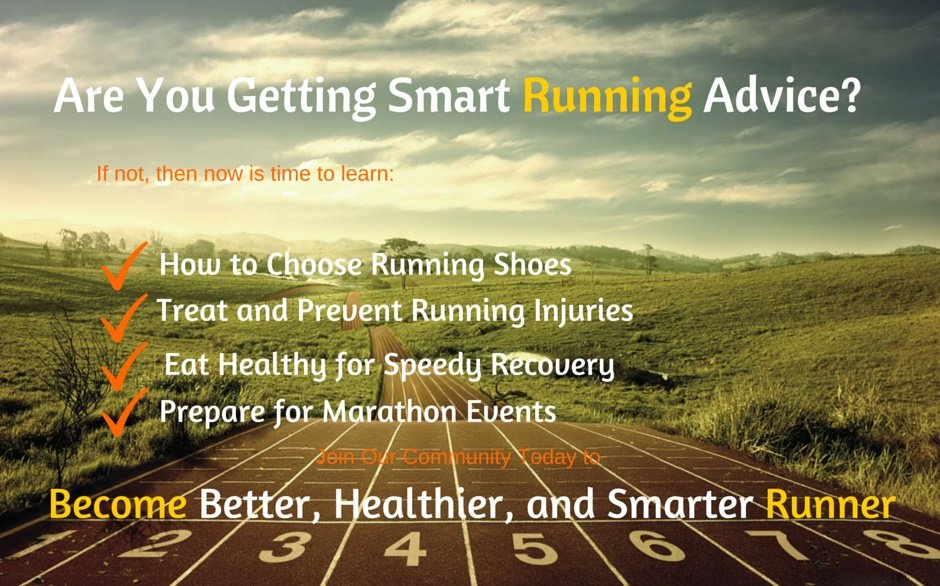 smart running advice