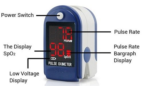 10 Best Pediatric Pulse Oximeter For Respiratory Health in