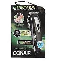 Conair Lithium Ion Cord-Cordless 20pc. Professional Clipper