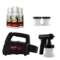Maxi-Mist Lite Plus HVLP Spray Tanning KIT