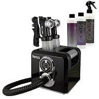 Venus Spray Tanning Machine Kit with Sunless Airbrush Tanning Solution