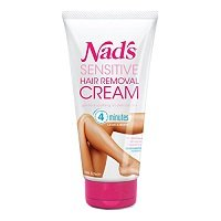 Nads sensitive hair removal cream