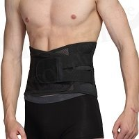 Adjustable Double Pull Lumbar Brace