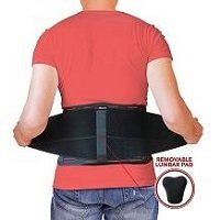 AidBrace Back Brace Support Belt