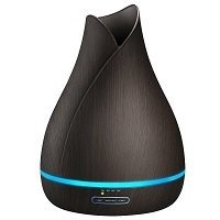 VicTsing 500ml Essential Oil Diffuser, Reduce Noise Design