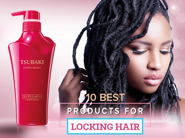 best product for locking hair