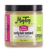 MopTop Curly Hair Custard Gel